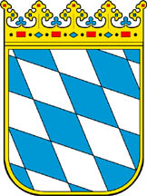 Free State of Bavaria Coat of Arms