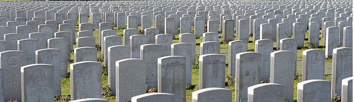 British War Graves